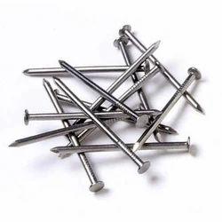 20 Kilo Box 150mm x 6mm Bright Round Wire Nails.