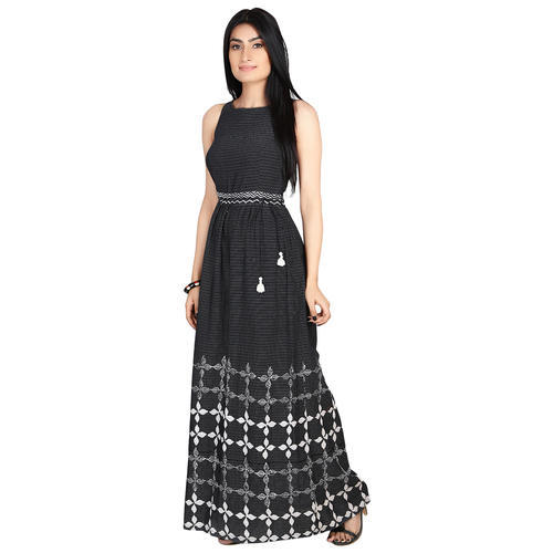 Moshiki, Cotton Party ,One Piece Long Dress, Rs 795 /piece