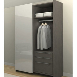 Modern Wooden Cupboard