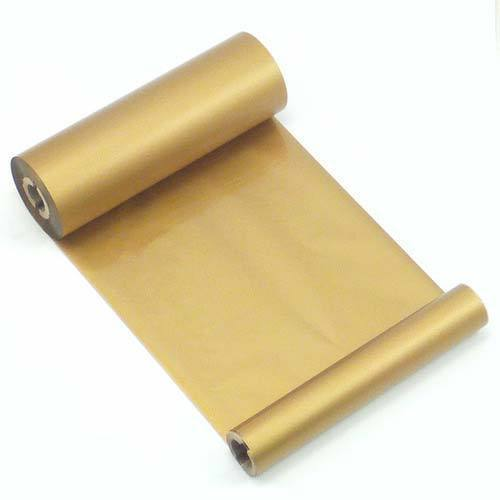 Gold Color Glassine Paper, Thickness: Upto 3 mm