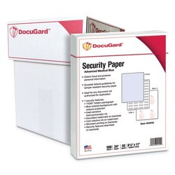 Secure Document Paper