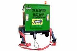 5 Ton Hydraulic winch Machine