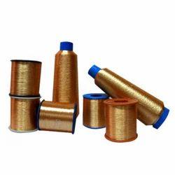 Polyester Embroidery Zari Thread