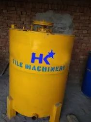 Concrete Tile Hardener Machine