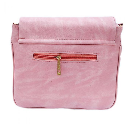 Baby Pink Zomaark Stylish Sling Bag For Women   Girls 6dac21ff6caa9