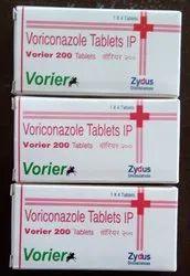 Vorier Voriconazole Tablet, Zydus