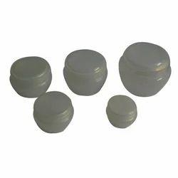 Plastic Cream Jars