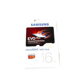 Samsung 16GB Micro SD Card, Mobile Phone & MP3 Player