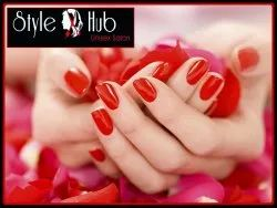 Manually Unisex Manicure Services