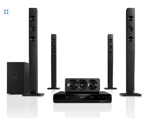 868a55697 Philips 5 Point 1 Home Theater