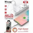 Hitage Iron Charger Ht-i49 With Cable