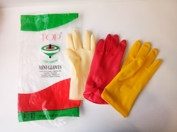 Top Union Mini Rubber Gloves