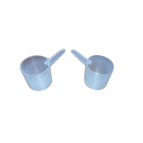 Transparent Plastic Scoop