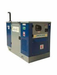 15 KVA Escorts DG Set Diesel Generator, 3 Phase, 15 To 35