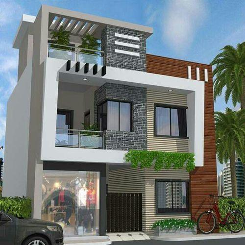 3d Elevation Designers In Bangalore: 3D Elevation Architectural Design Service In Purana Agra