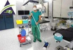 Offline Hospital Cleaning Services, in Gujarat