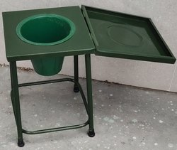 Mild steel Commode Stool for illness, injury or disabiled Patients & Elders