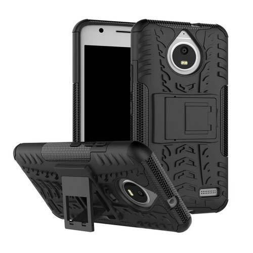 pretty nice 76f26 63ea8 Motorola Moto E4 Back Cover