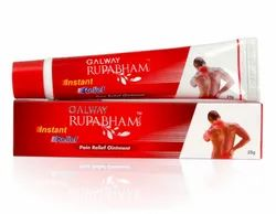 Galway Rupabham Pain Relief Ointment for Body