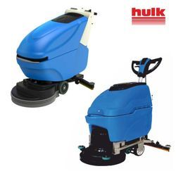 Walk Behind Floor Scrubber Drier