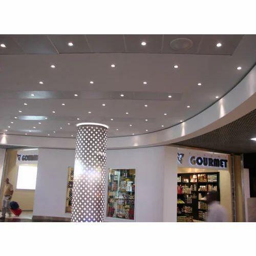 Home Lighting Down Lights Circuit On Rcd: Office LED Downlights, Light Emitting Diode Downlight