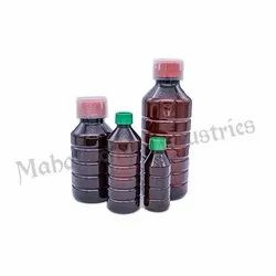 Amber PET Pesticide Bottle