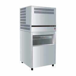 400 KG Dice Shape Ice Cube Machine
