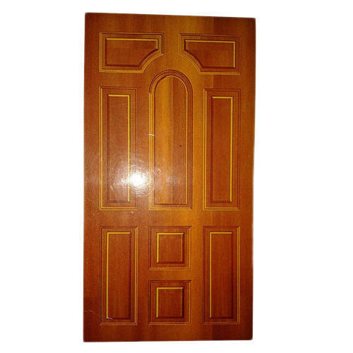 Teak Wood Wooden Panel Door 10 To 15 Mm Rs 450 Square