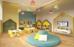 Play School Interior Design Services