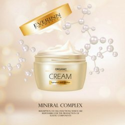 Everinn Cosmetics Skin Whitening Cream Private label, Type Of Packing: Cosmetic Container, Pack Size: 100 Ml