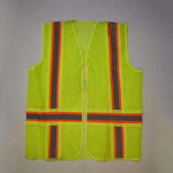 Safety Jacket with Zip
