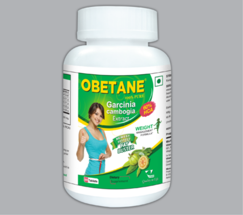 Vitane Obetane Garcinia Cambogia Tablets Weight Loss Supplement