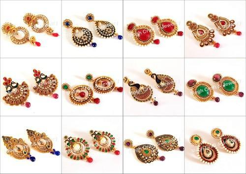 cd8cd215747f8 One Gram Gold Plated Jewellery - Designer Wedding Wear/Party Wear ...