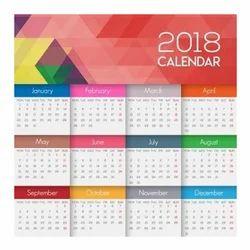 Corporate Calendar Design Service