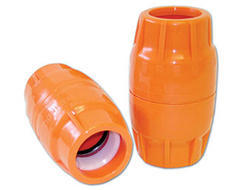 Ess-Tel HDPE 32mm Duct Coupler, for HDPE TELECOM DUCTS
