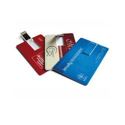 Credit Card Shape USB Pen Drive