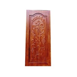 Carved Solid Wood Door, For Home