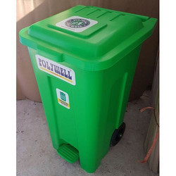 PolyWell Plastic Outdoor Wheeled Bins