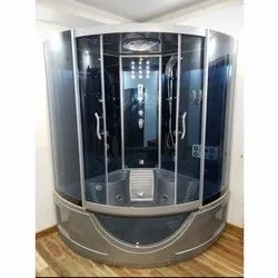 Glass and Aluminium Orion Steam Room Multi Functional