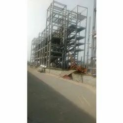 Multi Story Steel Structure