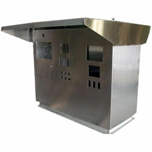 Sheet Metal Fabrication Service - CNC Bending Services Manufacturer