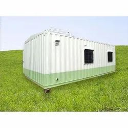 Insulated Bunk House