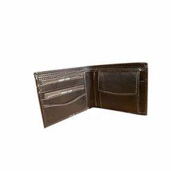 Collagen Bull Leather Fancy Wallet