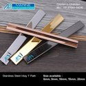 Stainless Steel PVD Coated C,L,U,Z, T Profile