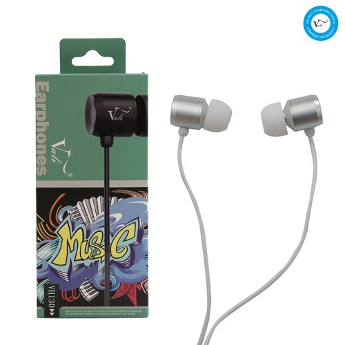 Vali Earphone With Mic VH130 With Box Packing HE2712/VH130