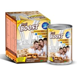 Protiboost Powder  (Available In Two Flavours)
