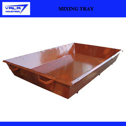 Concrete Mixing Tray