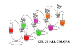 Gel-20 Gel Candle (1 Pc / Pkt)
