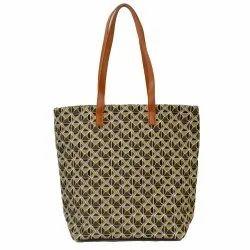Laminated Fashion Canvas Bag