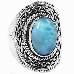 Larimar Rings